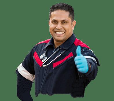 hvac ems savings person