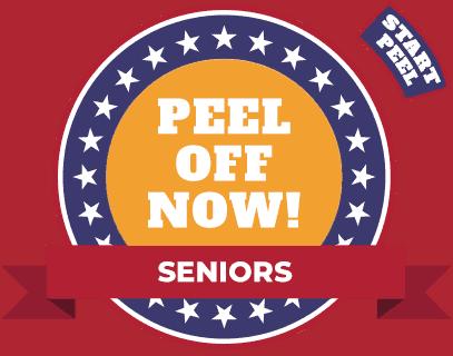 Peel Off Now!