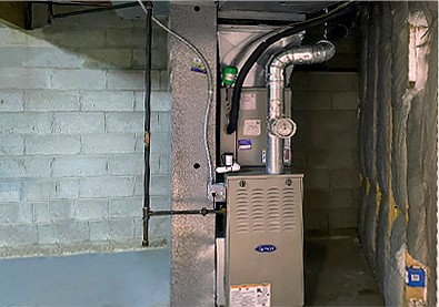 heating installation contractor in jersey city